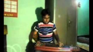 Kaushik Sarkar (Chand Sifarish) Guitar.mp4