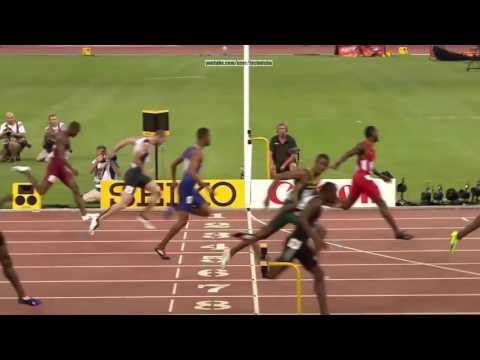 มนุษย์ที่วิ่งเร็วที่สุดในโลก ยูเซน โบลต์