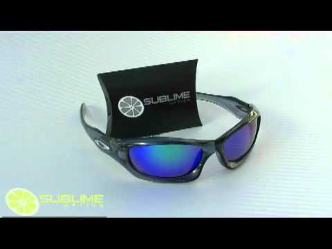89c2fb63c6 Sublime Optics MONSTER DOG Polarized GREEN Replacement Lenses for Oakley