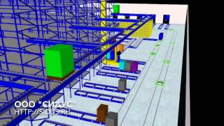 видео: Автоматизированные складские системы STOECKLIN