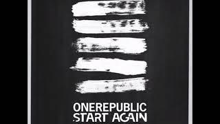 OneRepublic - Start Again (instrumental)
