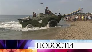 В Крыму вспоминают героев, которые сражались за полуостров во времена Великой Отечественной.