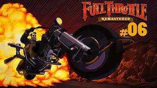 FULL THROTTLE Remastered - FINAL Cap 6 - Ripburger humillado y acabado