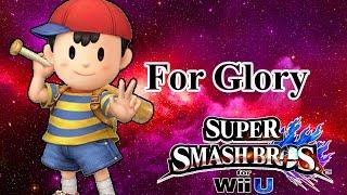 Super Smash Bros. for Wii U - Ness For Glory