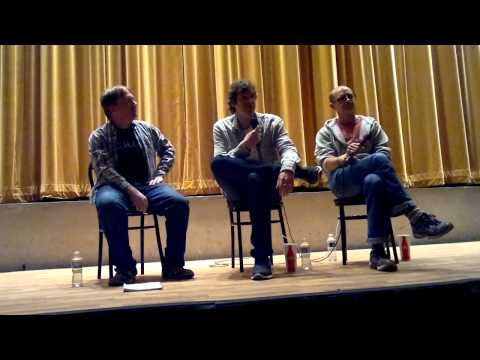 Q&A W/ Paul W.S. Anderson & Jeremy Bolt About Movie Event Horizon In Toronto (Part 2 Of 3)