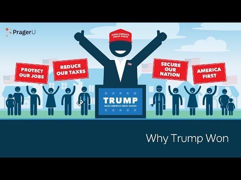 Why Trump Won