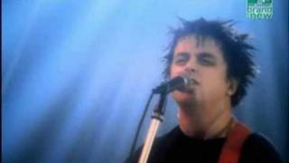 Green Day - Good Riddance(Time of Your Life) Live @ MTV Sonic
