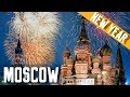 Moscow New Year 2019 | Russia Travel Vlog