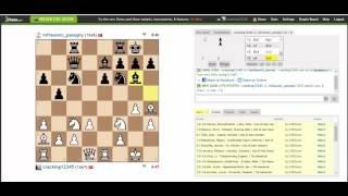 Chess online - Đối thủ xuất sắc