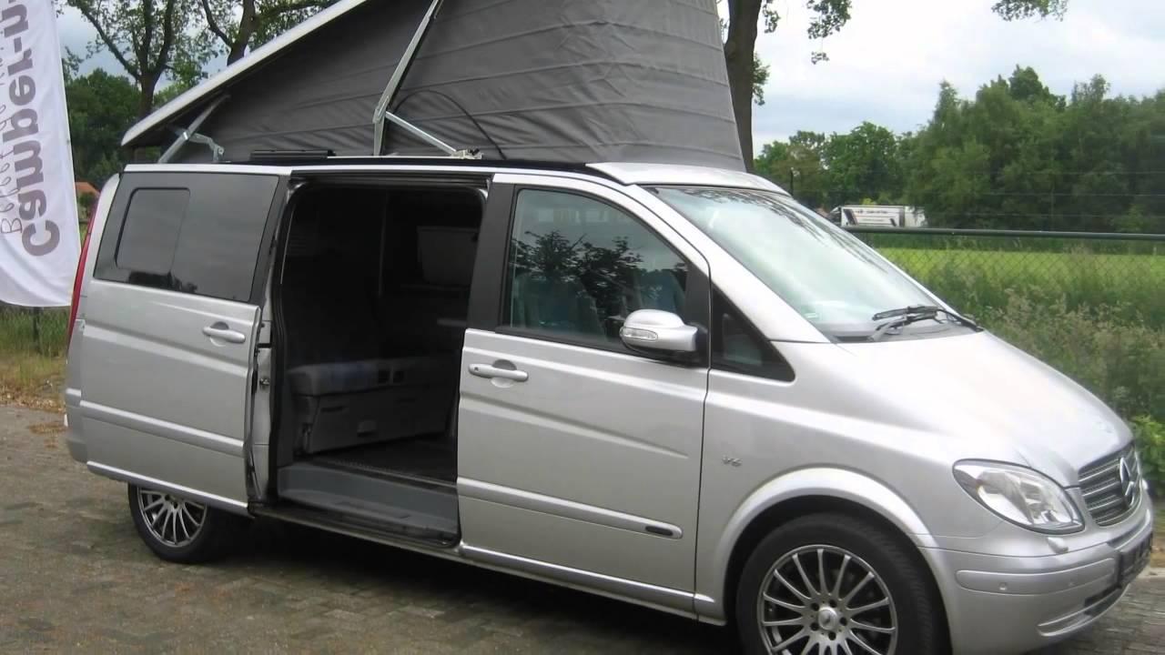 Kampeerauto Te Koop Westfalia Viano Marco Polo 3 0 Cdi F O Verkocht