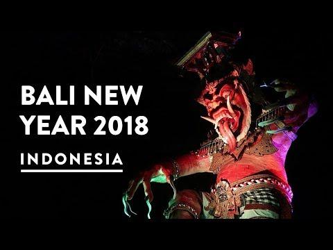 WHAT'S NYEPI DAY? BALI NEW YEAR & OGOH OGOH   Indonesia Travel Vlog 145, 2018
