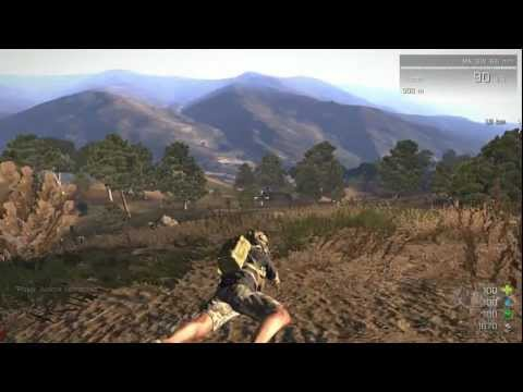ARMA 3 (wasteland) on low/mid end PC (laptop) HD Pavilion G6 with ATI HD 7450m and an I3 processor