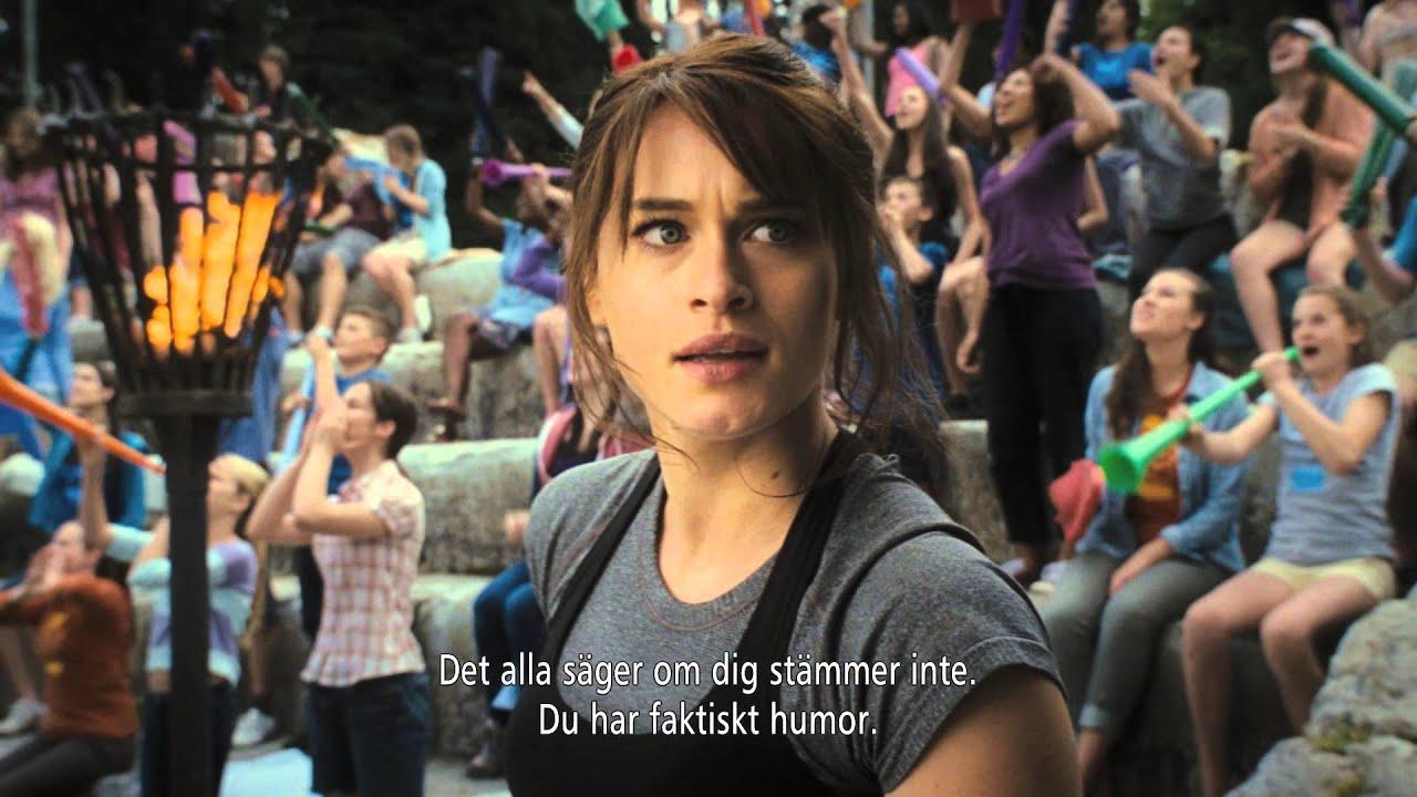 PERCY JACKSON: MONSTERHAVET - Biopremiär 16 augusti - Officiell trailer