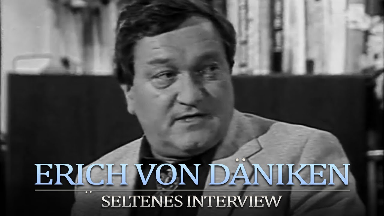 Erich von Däniken Seltenes Interview 1985