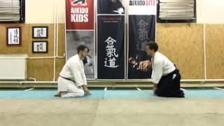 how to great each aother in aikido (REI) köszönések [TUTORIAL] Aikido dojo etiquette
