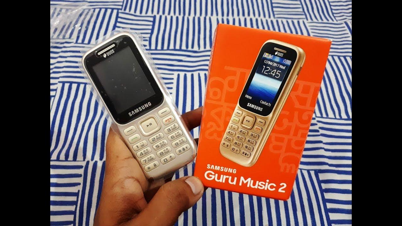 62db68dac65 Samsung Guru Music 2