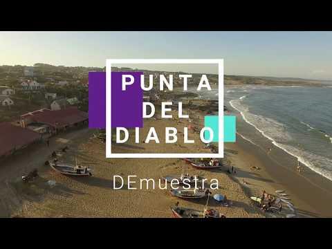 Punta del Diablo DEmuestra 2017