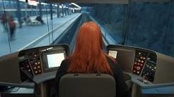 Liikenteen ammattilaiset - metrojunankuljettaja
