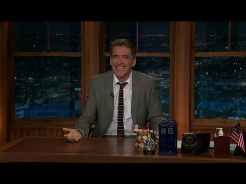 Late Late Show with Craig Ferguson 6/27/2011 Dennis Miller, Melissa Joan Hart