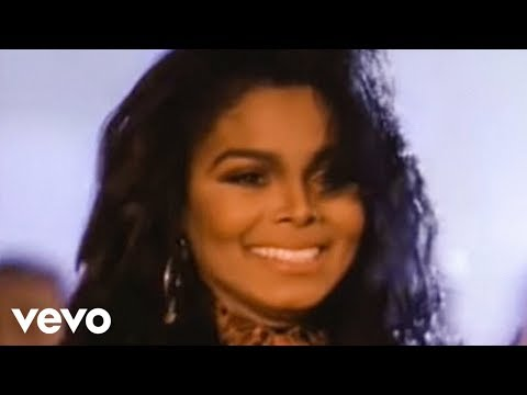 Janet Jackson - Escapade (Official Music Video)