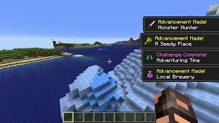 How to get ALL Minecraft 1.13 Advancements