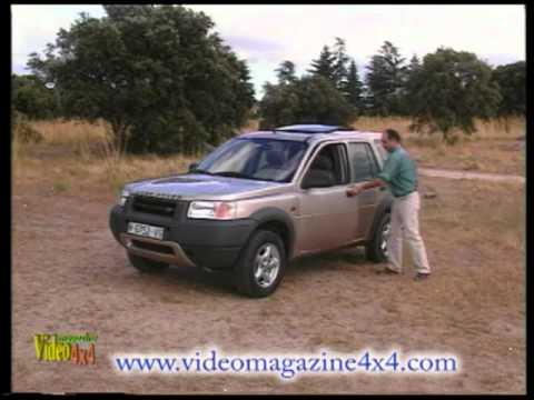 Land rover freelander 1998 youtube - Espejo retrovisor land rover freelander ...