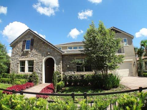 Waterside by CalAtlantic Homes - Mansfield Model - Winter Garden Luxury Homes