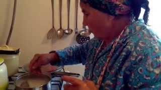 Бабушкины рецепты. Голубцы из мангольда.
