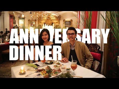 VLOG #2: DINNER ROMANTIS DI GEDUNG TUA