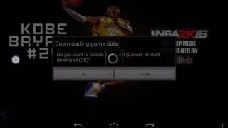 How to Change Name in Any Nba2k Android Mod