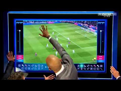 Thierry Henry Explains Pep Guardiola's Philosophy Tactics Part 1