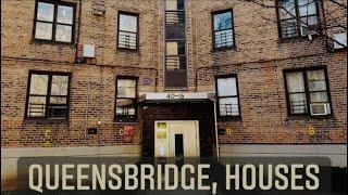 WALKING QUEENSBRIDGE HOUSES  NYC Hoods