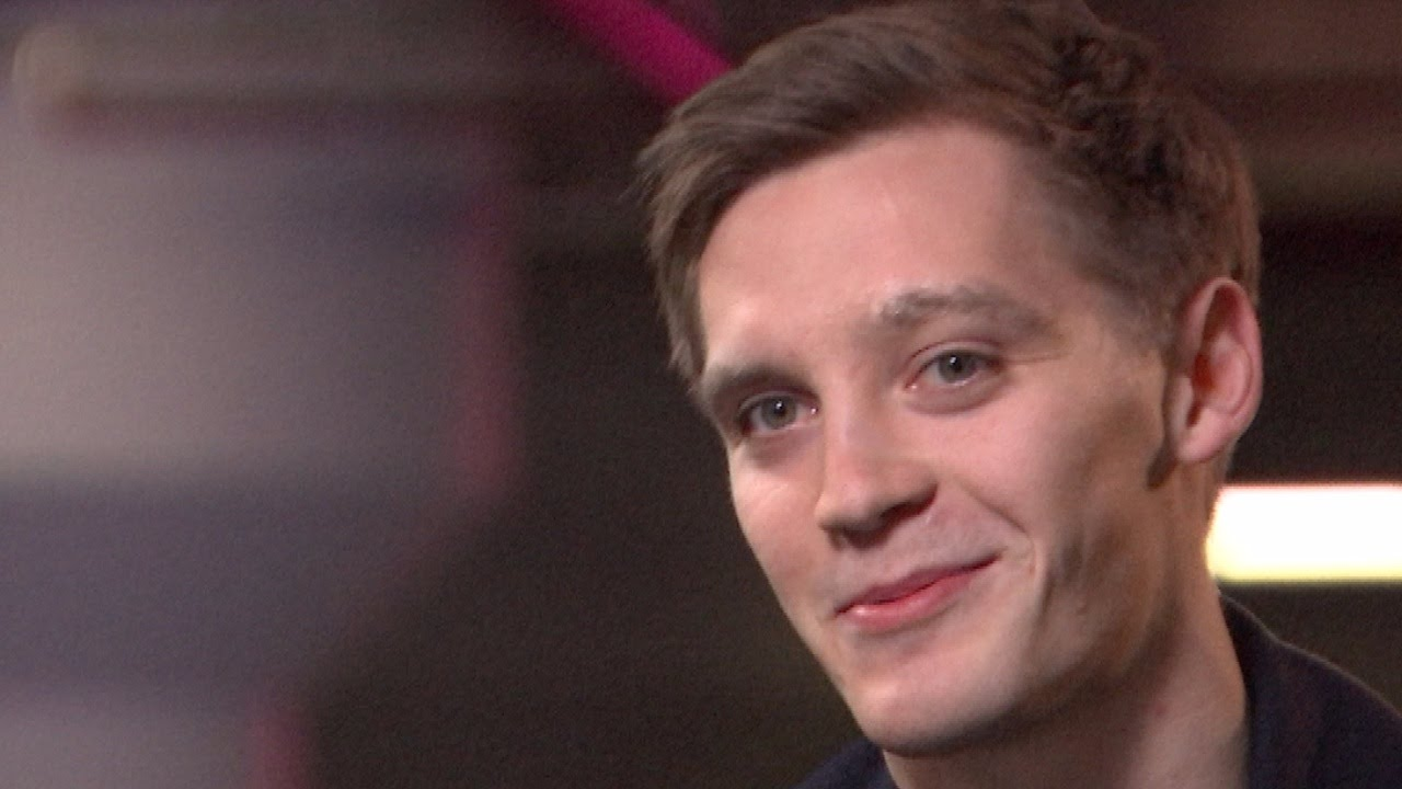 Download Deutschland 83 star Jonas Nay on refugees and the cold war