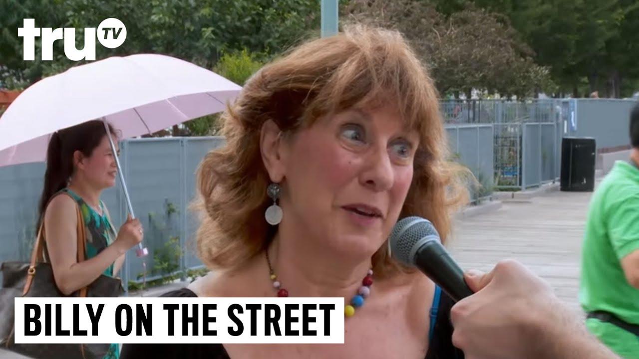 billy on the street - elena vs. her sister - youtube