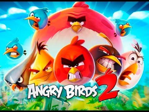 Aplicaciones y Juegos Para Android DESTACADOS  Angry Birds 2