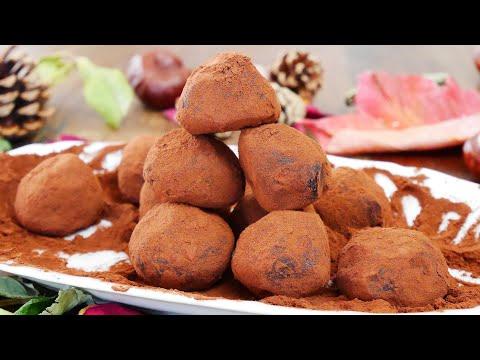 recette-truffes-au-chocolat---simplissime-les-recettes-de-noël-les-plus-faciles-du-monde