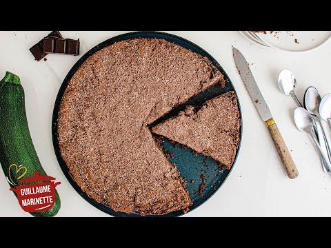 gâteau-au-chocolat-healthy-!-on-remplace-le-beurre-par-de-la-courgette-!-et-c'est-trop-délicieux