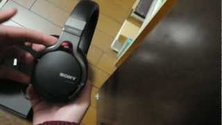 Sony MDR-1RNC Headphones Unboxing!