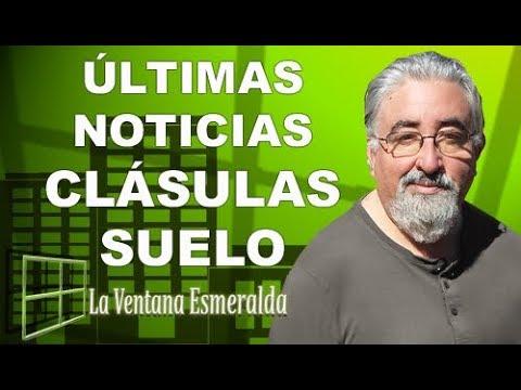 Ltimas noticias en materia de cl usulas suelo youtube for Noticias clausula suelo