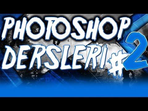 Photoshop CS6 Dersleri #2 - Outro Yapımı