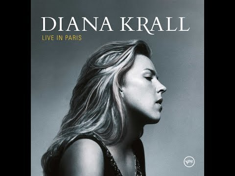 Diana Krall (Vocal and Piano solo) :Album: Live In Paris - fly to the moon