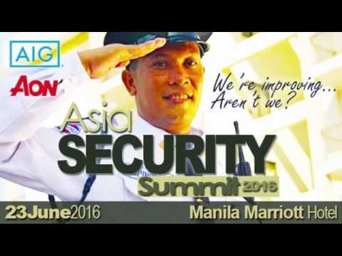 Asia Security Summit 2016: Mel Velarde
