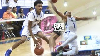 Repeat youtube video Exciting Double Header at BCAC: Ronaldo Segu, Trevon Duval, Nassir Little, Emmitt Williams