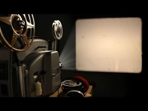 Como colocar seu vídeo em formato antigocinema antigo