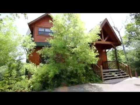 """4-your-pleasure""-4-bedroom-smoky-mountains-theater-cabin-near-dollywood---cabins-usa-2013"