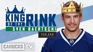 Sven Baertschi – King of the Rink