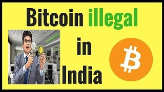 "Bitcoin ""Ponzi Scheme""? Bitcoin Illegal In India? What is Truth? in Hindi/Urdu"