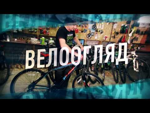 Обзор оборудования велосипедов Cannondale Trail 2018