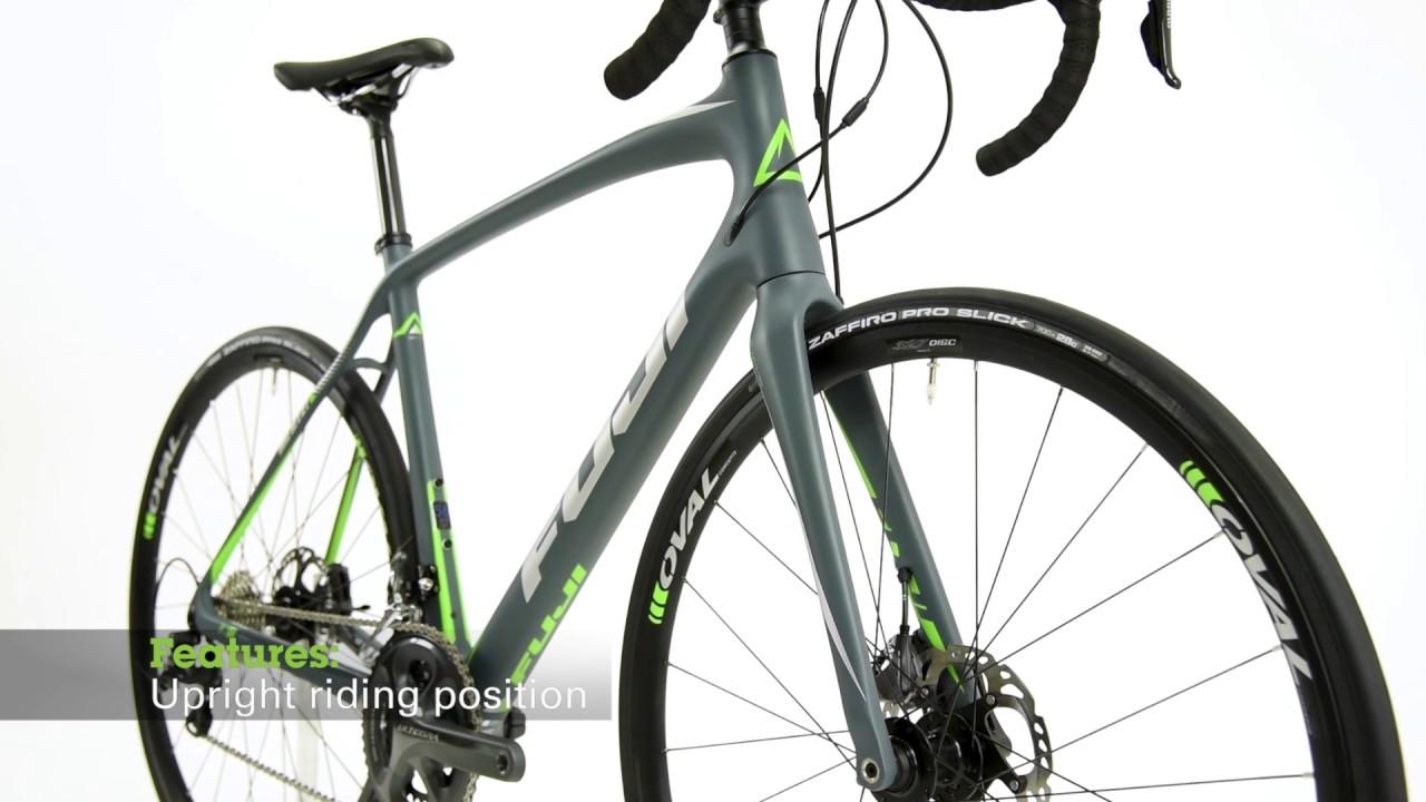 7936e2af657 Fuji Gran Fondo Endurance Road Bike Product Video by Performance Bicycle