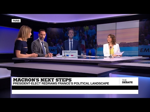 Macron's Next Steps: French president-elect redraws political landscape (part 1)